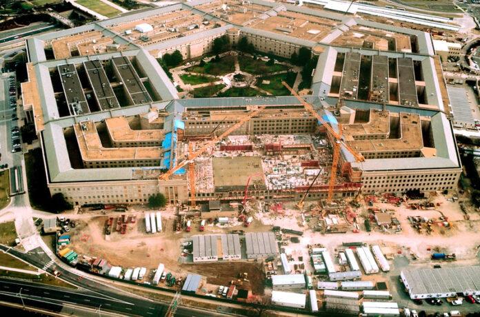 pentagon rebuilding